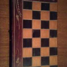Sah vechi - Table sah