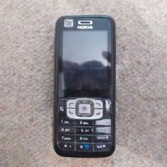 Vand Nokia 6120 clasic - Telefon Nokia, Negru, Nu se aplica, Vodafone, Fara procesor