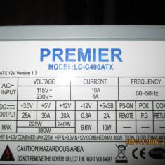 Sursa de alimentare Premier mod.LC-C400atx -mod.lc-8500btx - Sursa PC Raidmax