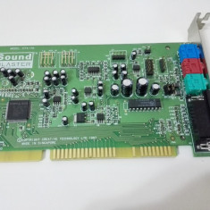 Placa de sunet ISA vintage Creative CT4170 Sound Blaster Vibra 16XV - Placa de sunet PC
