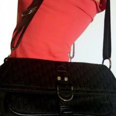 Geanta Dior - Geanta Dama Christian Dior, Culoare: Negru, Marime: Mica