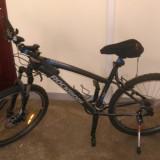 Bicicleta mountain bike Rockrider RR5.2 + accesorii, 22 inch, Numar viteze: 24