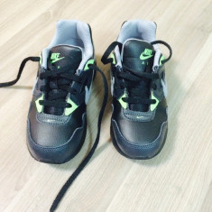 Adidasi Nike copii - Adidasi copii Nike, Marime: 27, Culoare: Negru