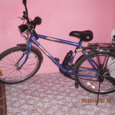 Vand MTB 26 inch cu 21 de viteze - Mountain Bike Nespecificat, 22 inch