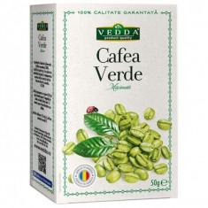 Cafea verde macinata 50g Vedda
