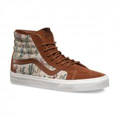 Shoes Vans SK8-Hi Reissue Desert Cowboy, Marime: 39, 40