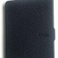 Husa Kindle Glare Free, Functie Wake & Sleep, Neagra