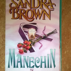Sandra Brown - Manechin - Roman dragoste