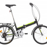 Bicicleta Pliabila, Sprint, Tour, 20 inch, Negru, 2016 SPRINT - Bicicleta pliabile