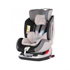 Scaun auto 0-25 kg Vento cu ISOFIX si Top-Tether Grey Coletto - Scaun auto bebelusi grupa 0+ (0-13 kg)
