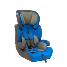 Scaun auto 9-36 kg Safe Rider Albastru-Gri Juju - Scaun auto copii grupa 1-3 ani (9-36 kg)