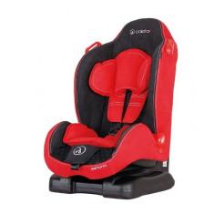 Scaun auto 9-25 kg Santino Red Coletto - Scaun auto bebelusi grupa 0+ (0-13 kg)