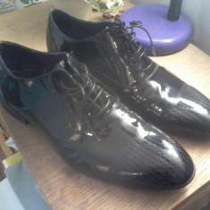 Pantofi Lac - Pantofi barbati Ted Baker, Marime: 41-42, Culoare: Negru
