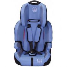 Scaun auto 9-36 kg GoSafe Blue BabyGo - Scaun auto copii grupa 1-3 ani (9-36 kg)