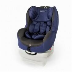 Scaun auto 0-18 kg cu Isofix Mira-Fix Albastru Coccolle - Scaun auto bebelusi grupa 0+ (0-13 kg)