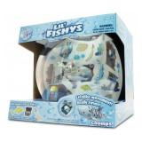 Set acvariu cu pestisor electric Fishys - Instrumente muzicale copii