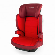Scaun auto 15-36 kg Exo-Fix cu Isofix Rosu Coccolle - Scaun auto copii grupa 1-3 ani (9-36 kg)