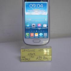 Samsung i8190n (lct) - Telefon mobil Samsung Galaxy S3 Mini, Alb, 8GB, Neblocat