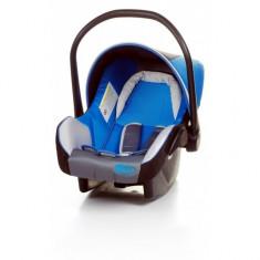 Scoica auto Colby Albastru 4Baby - Scaun auto bebelusi grupa 0+ (0-13 kg)