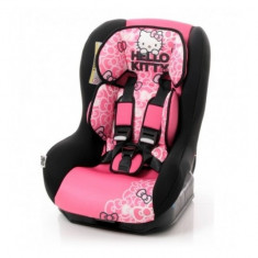 Scaun auto 0-18 kg Safety Plus NT Disney Hello Kitty Nania - Scaun auto bebelusi grupa 0+ (0-13 kg) Nania, Multicolor