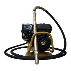 Vibrator pentru beton Pezal PV-PG200-45-6 - Benzina - Vibrator beton
