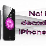 Verificare iPhone - afla reteaua pe care e codat, blacklist, blocare icloud imei - Decodare telefon