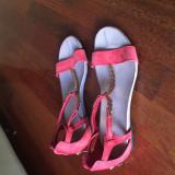 Sandale piele naturala, noi-noute mas 37