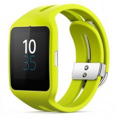 Smartwatch Sony Smartwatch 3 Silicon Green