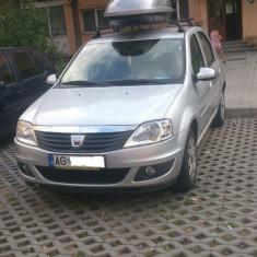 Dacia logan seria limitata black line 2010, Benzina, 53000 km, 1200 cmc