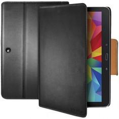 Husa tableta Celly 97812 Agenda Wally neagra pentru Samsung Galaxy Tab 4 10.1