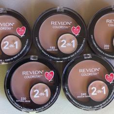 Fond de ten Revlon Colorstay Compact 2 in 1 makeup &concelear