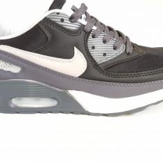 Adidasi NIKE air max negru -gri. BARBATI.Model NOU - Adidasi barbati Nike, Marime: 42, 43, 44, Culoare: Din imagine, Textil