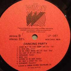 DANCING PARTY (LP-087/WIFON/POLONIA/1986) - VINIL - Muzica Dance Altele