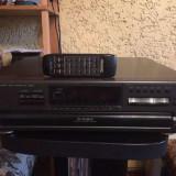 CD changer Technics sl-pd867 cu telecomanda!