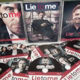 Lie to Me 2009 2011 -Psihologia minciunii 3 sezoane DVD - Film serial Altele, Crima, Romana