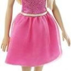 Papusa Barbie Doll Glitz Dress Pink Mattel