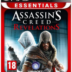 Ubisoft Joc software Assassins Creed Revelations essential PS3