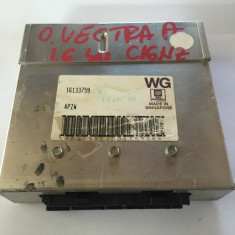 Calculator ECU Opel Vectra A 16133759 - ECU auto