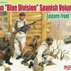 + Kit figurine 1/35 Dragon 6674 - German Blue Division Spanish Volunteers +