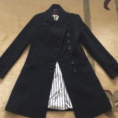 Palton NEXT - Palton dama Next, Marime: 36/38, Culoare: Nero