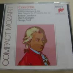 Mozart Piano No 21, Horn nr 3 etc. - Muzica Clasica sony music, CD