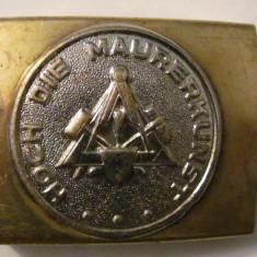 PVM - Pafta catarama veche simboluri masonerie