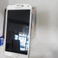 Samsung sm-g900f (lm1) - Telefon mobil Samsung Galaxy S5, Alb, 16GB, Orange, Single SIM