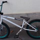 Vand BMX WeThePeople Zodiac din 2011 - Bicicleta BMX Wtp, 21 inch, Numar viteze: 1