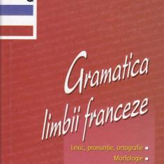 Elena Gorunescu - Gramatica limbii franceze - 662495 - Carte Literatura Franceza