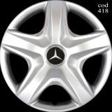Capace Mercedes 16 Imitatie Jante Aliaj - Capace Roti, R 16