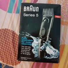 Mașina de tuns Braun - Aparat de Tuns