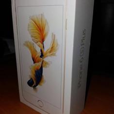 IPhone 6S Plus 16GB Auriu - Telefon iPhone Apple, Neblocat