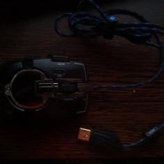 Mouse Gaming Laser Zalman Knossos ZM-GM4 Negru