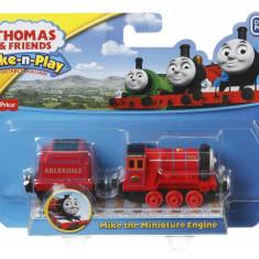 Thomas Tank Engine Take-N-Play Fisher Price trenulet magnet jucarie - Mike - Trenulet de jucarie Fisher Price, Metal, Unisex
